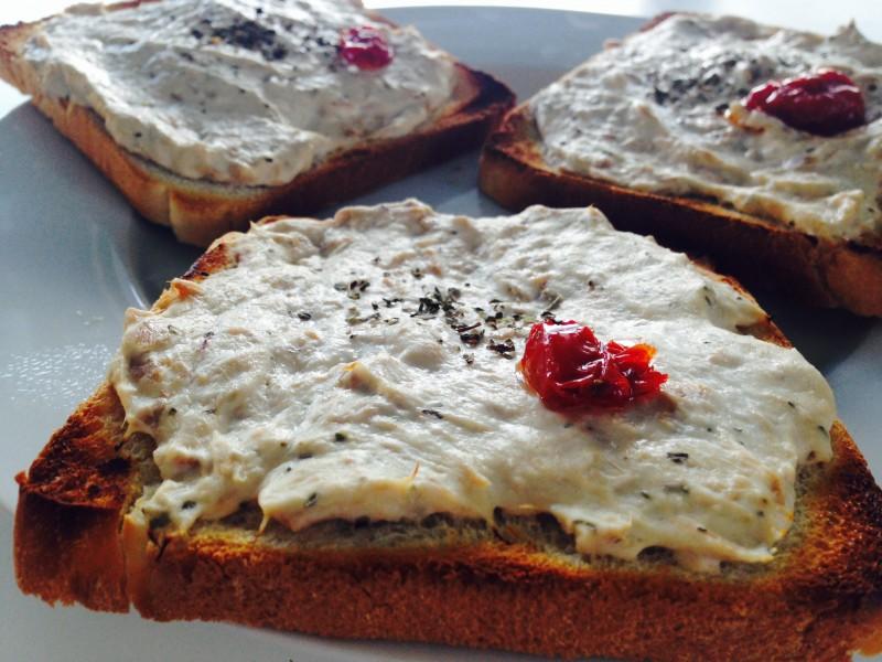 Ofen-Toast
