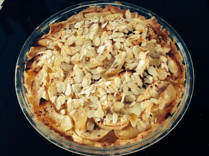 Apfel-Amaretto-Kuchen1