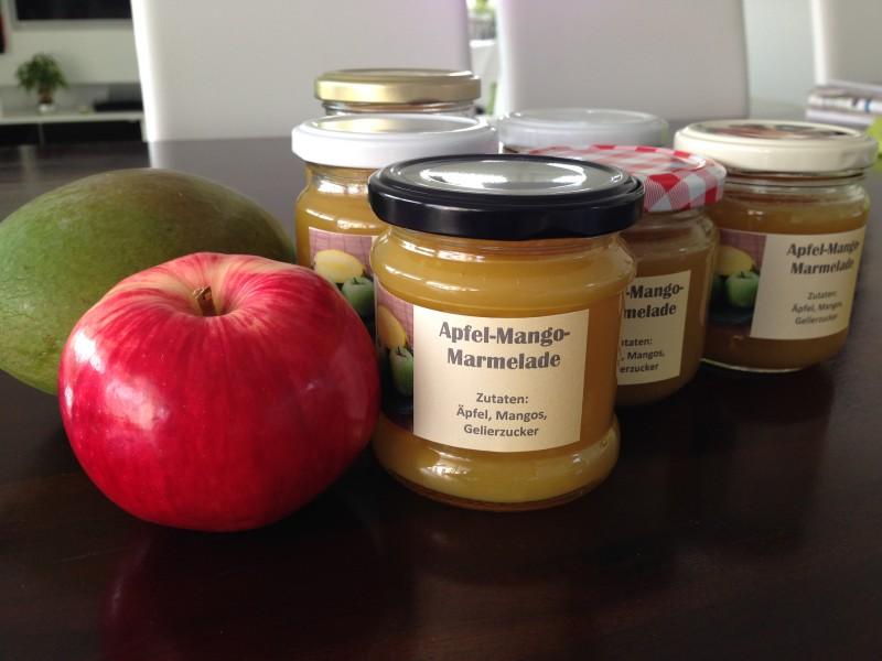 Apfel-Mango-Marmelade1