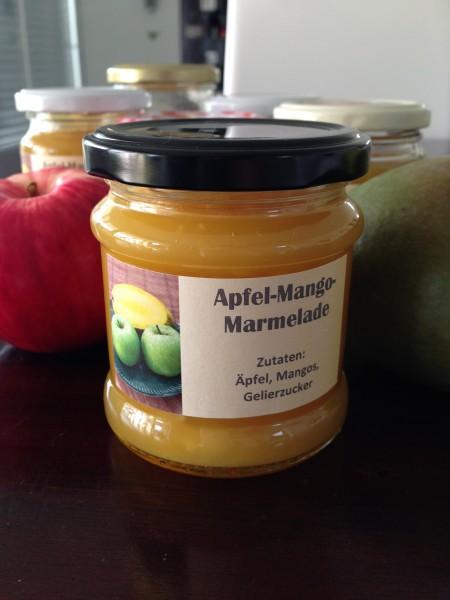 Apfel-Mango-Marmelade2