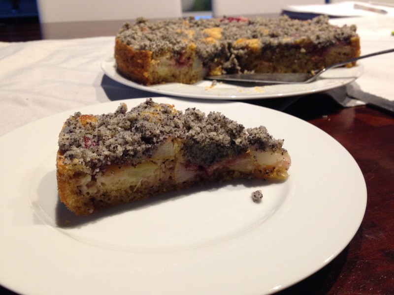 Apfel-Birnen-Kuchen